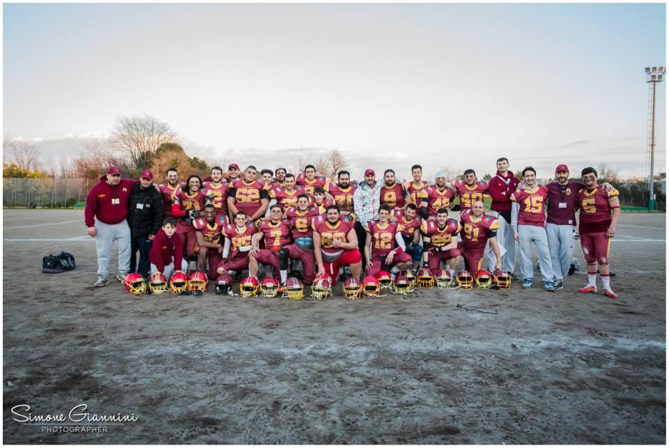 Gladiatori Roma 2015