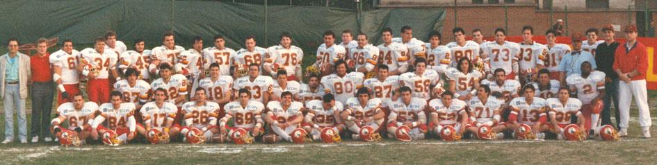 Gladiatori Roma 1989