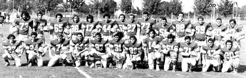 Gladiatori Roma 1980