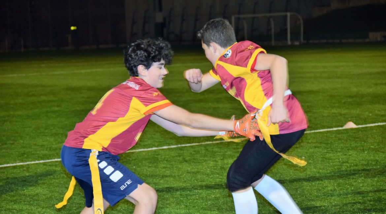 Gladiatori Roma Flag Footballl